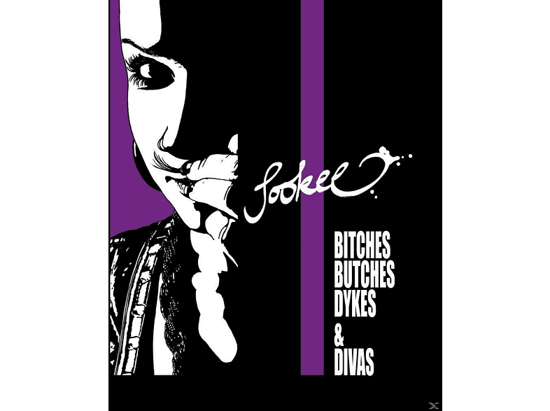 Sookee, VARIOUS - Bitches Butches Dykes & Divas [LP + Download]