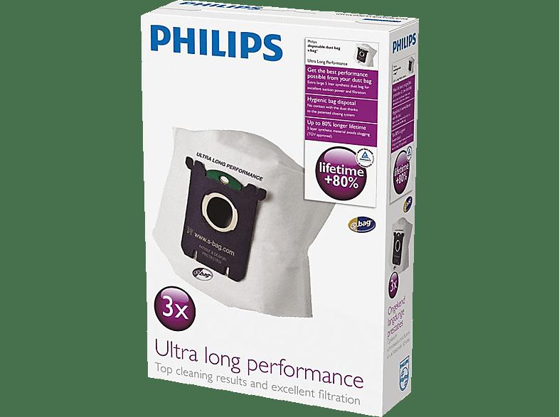 PHILIPS FC 8027/01 S-Bag Ultra Long Performance Staubsaugerbeutel