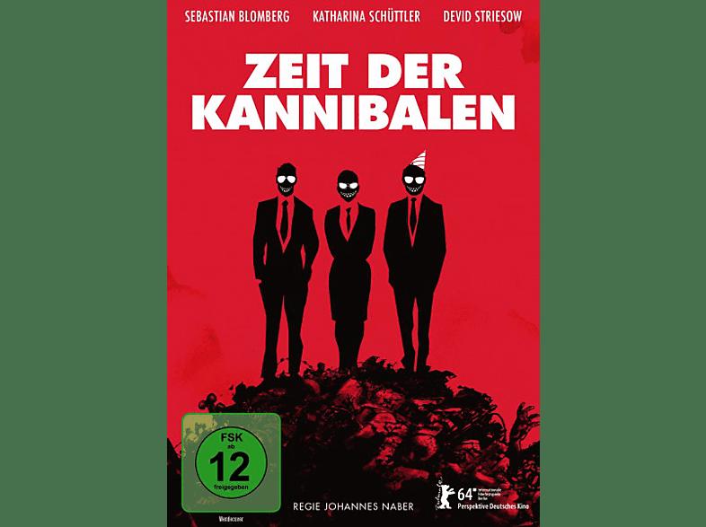 Zeit der Kannibalen [DVD]
