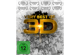 The Very Best of 3D - Das Oiginal Vol. 1-9 - (3D Blu-ray)