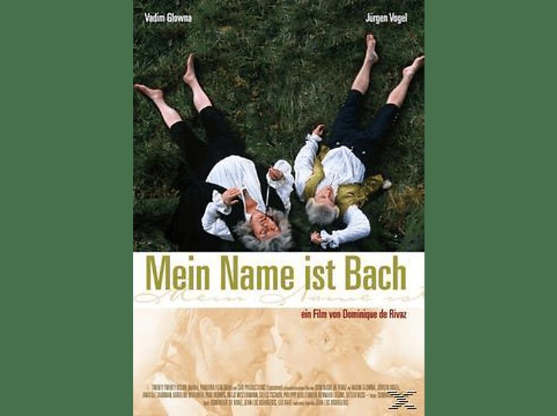 Mein Name ist Bach [DVD]