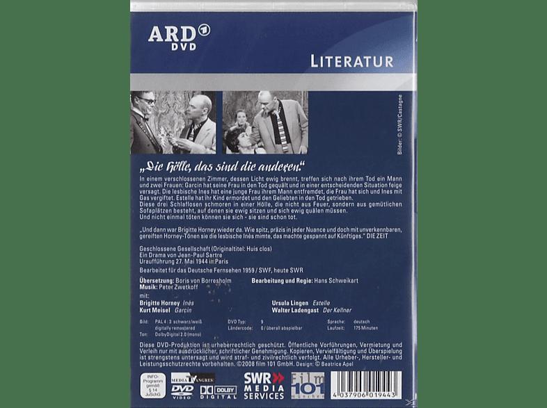 Geschlossene Gesellschaft [DVD]