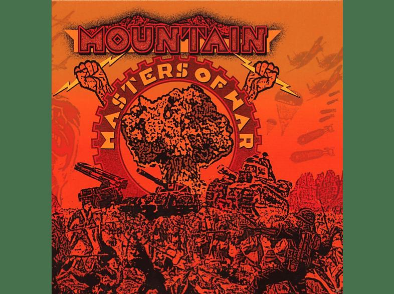 Mountain - Masters Of War [CD]