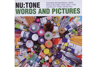 Nu:tone - Words & Pictures  - (CD)
