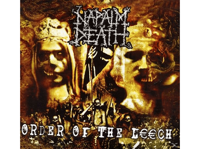 Napalm Death - Order Of The Leech (Limited Edition) [Vinyl]