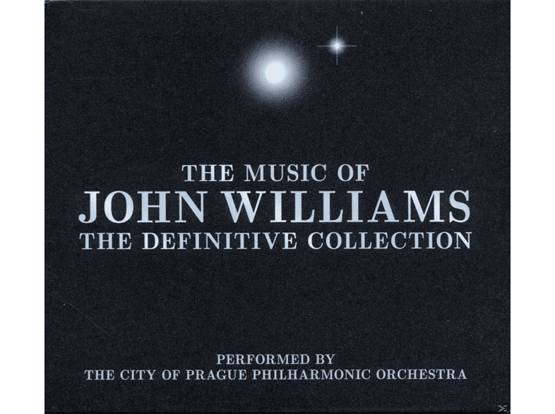 The City Of Prague Philharmonic Orchestra, London Music Works, N.Y. Jazz Orchestra - The Music Of John Williams - The Definitive Collection [CD]
