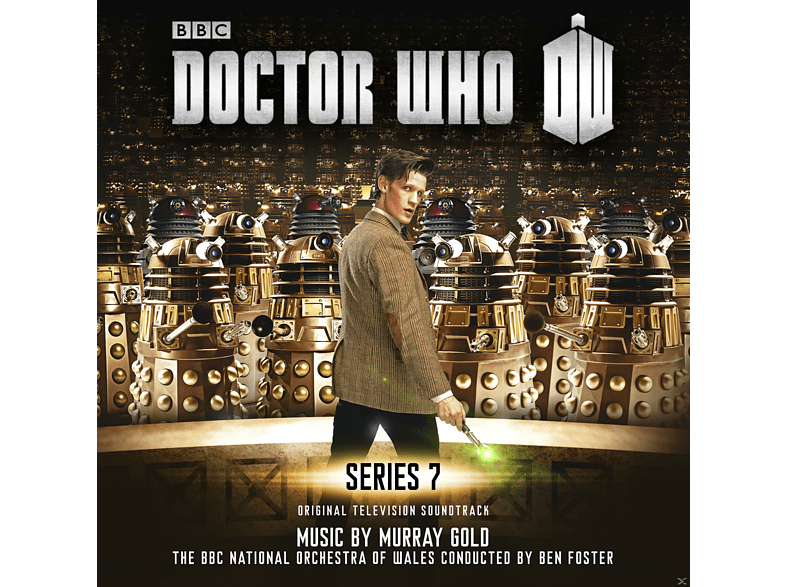 Murray Gold - Doctor Who Series 7 [CD]