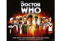 VARIOUS - Doctor Who-The 50th Anniversary Collection [CD]