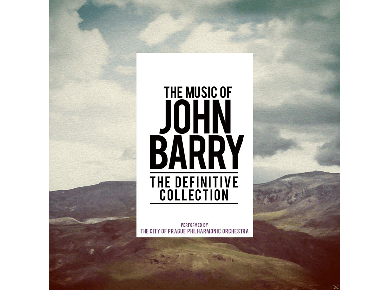 The City Of Prague Philharmonic Orchestra - The Music Of John Barry - The Definitive Collection [CD]