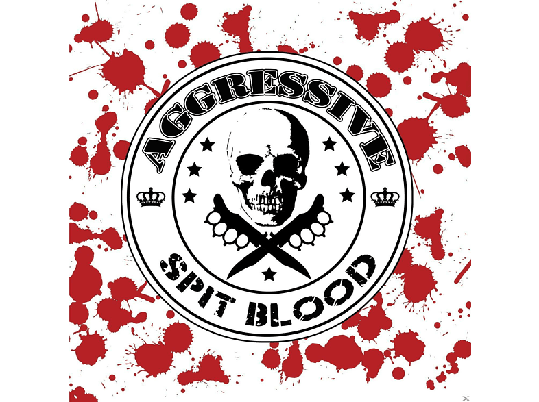 Aggressive - Spit Blood [Vinyl]