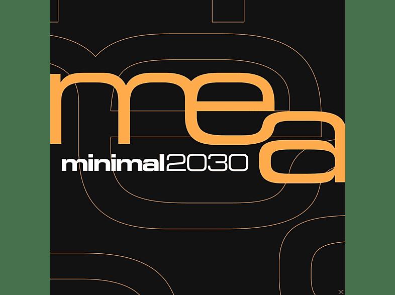 Mea - Minimal 2030 [CD]