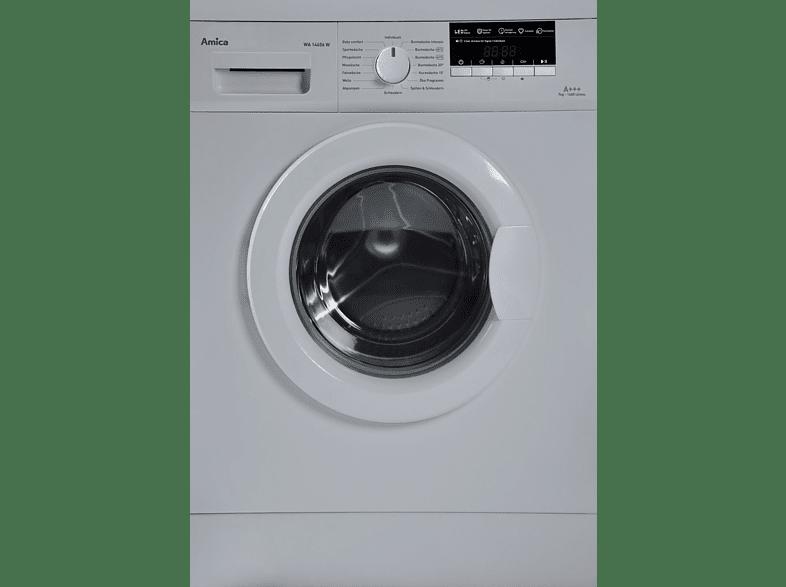 AMICA WA 14656 W  Waschmaschine (7 kg, 1400 U/Min., A+++)