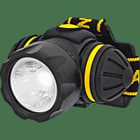 NATIONAL GEOGRAPHIC LED Stirnlampe, Schwarz/Gelb