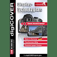 S+M digiCOVER Hybrid Glas Nikon D750 Displayschutzglas, Nikon D750, Transparent
