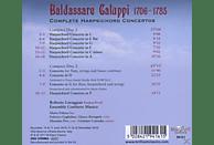 Roberto Lorregian, Ensemble Conserto Musico, Roberto & Ensemble Conserto Musico Lorregian - Galuppi: Sämtliche Cembalokonzerte [CD]