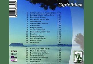"""Sächsischer Bergsteigerchor """"kurt Schlosser"""" Dresden - Gipfelblick  - (CD)"""