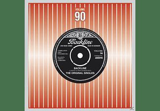 VARIOUS - Backline Vol.90  - (CD)