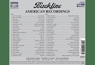VARIOUS - Backline Vol.92  - (CD)