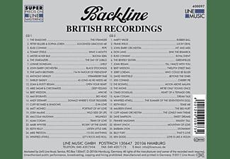 VARIOUS - Backline Vol.97  - (CD)