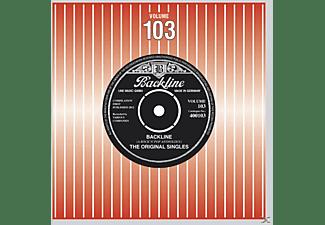 VARIOUS - Backline Vol.103  - (CD)