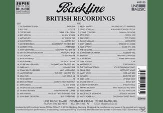 VARIOUS - Backline Vol.105  - (CD)
