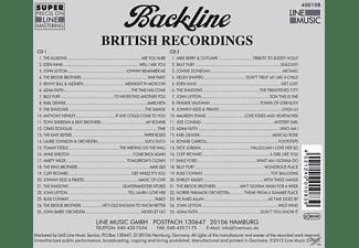 VARIOUS - Backline Vol.108  - (CD)