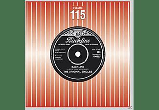 VARIOUS - Backline Vol.115  - (CD)