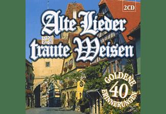 VARIOUS - Alte Lieder Traute Weisen  - (CD)
