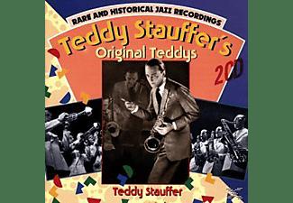 Teddy Stauffer - Rare And Historical Jazz Rec.3  - (CD)
