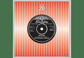 VARIOUS - Backline Vol.20  - (CD)