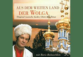 Boris/chor & Balala Rubaschkin - Aus Dem Weiten Land Der Wolga  - (CD)