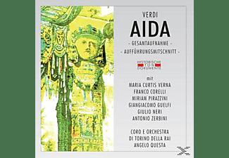 Coro E Orch.Sinfonica Di Torino Della RAI - Aida  - (CD)