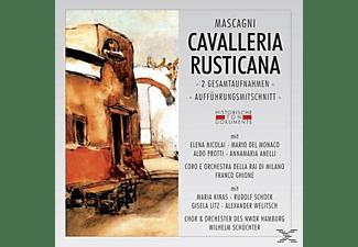 Coro E Orch.Della RAI Di Milano - Cavalleria Rusticana  - (CD)