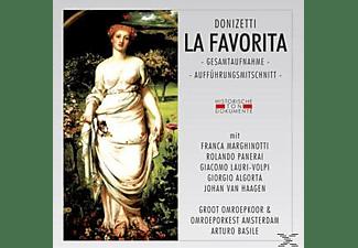 Groot Omroepkoor - La Favorita  - (CD)
