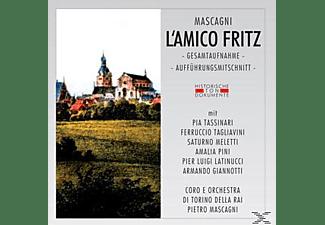 Coro E Orch.Sinfonica Di Torino Della RAI - L'amico Fritz  - (CD)