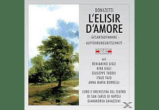 Coro E Orch.Del Teatro Di San Carlo Di Napoli - L'elisir D'amore  - (CD)