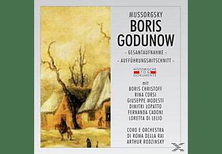 Coro E Orch.Di Roma Della RAI - Boris Godunow  - (CD)
