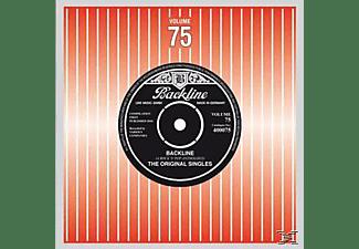VARIOUS - Backline Vol.75  - (CD)