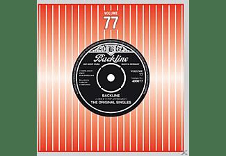 VARIOUS - Backline Vol.77  - (CD)
