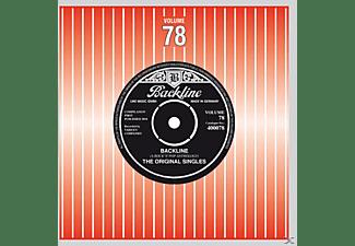 VARIOUS - Backline Vol.78  - (CD)