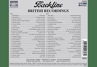 VARIOUS - Backline Vol.80  - (CD)