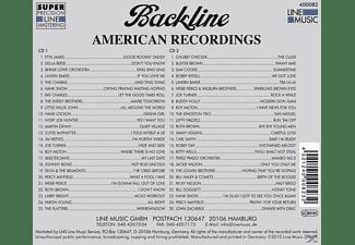 VARIOUS - Backline Vol.82  - (CD)