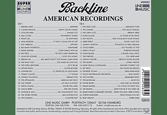 VARIOUS - Backline Vol.85  - (CD)