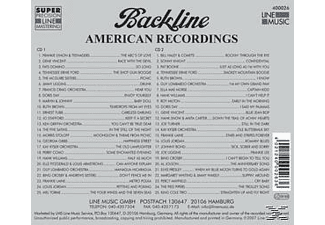 VARIOUS - Backline Vol.26  - (CD)