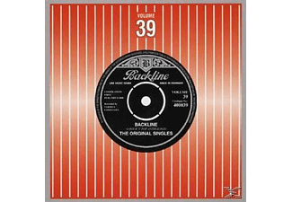 VARIOUS - Backline Vol.39  - (CD)