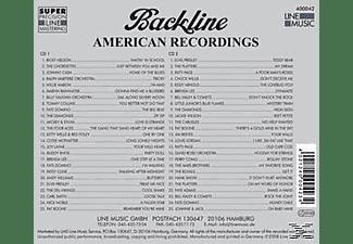 VARIOUS - Backline Vol.42  - (CD)