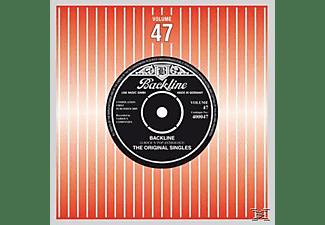 VARIOUS - Backline Vol.47  - (CD)