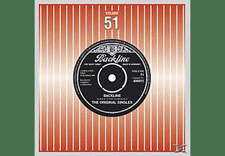 VARIOUS - Backline Vol.51  - (CD)