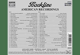 VARIOUS - Backline Vol.56  - (CD)
