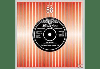 VARIOUS - Backline Vol.58  - (CD)